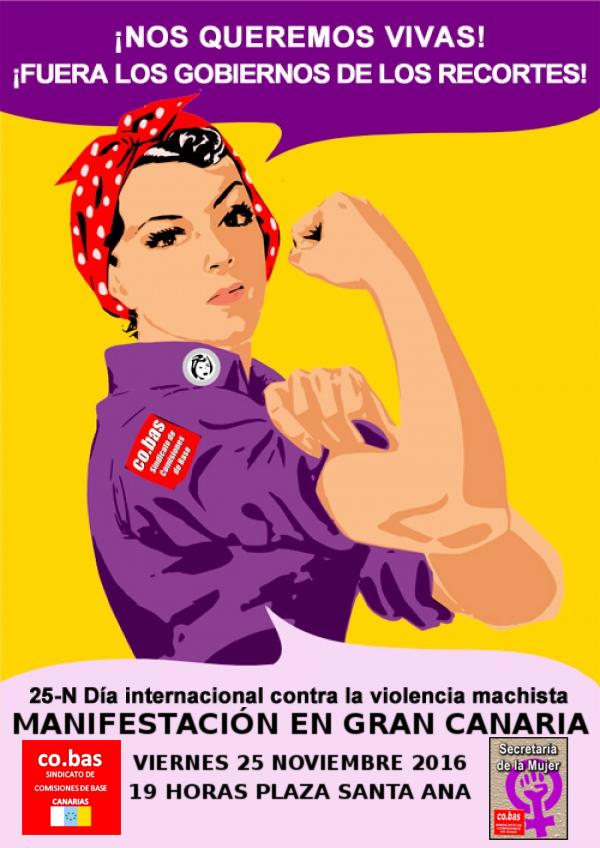 25N DÍA INTERNACIONAL CONTRA LA VIOLENCIA MACHISTA HACIA LAS MUJERES