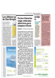 Publicado por Canarias7