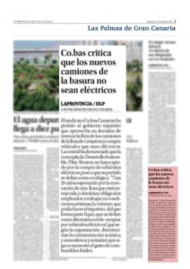 Publicado por La Provinicia/Diario Las Palmas