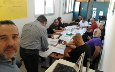 El comité de Limpieza anuncia una movilización para defender su RPT